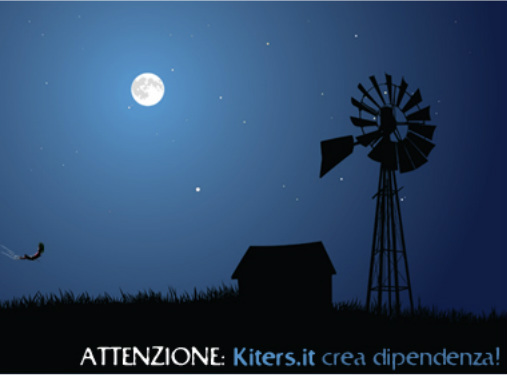 Kiters.it - WARNING: Crea dipendenza!!!